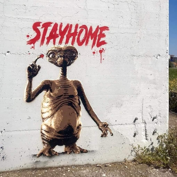 incredible street art graffiti 3 That street art belongs in a museum!! (49 Photos)