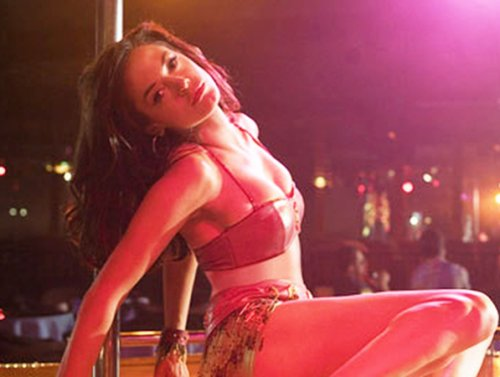 The sexiest actresses who took to the stripper pole for a part (18 GIFs)