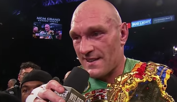 3311769 4 Tyson Fury will fight Mike Tyson