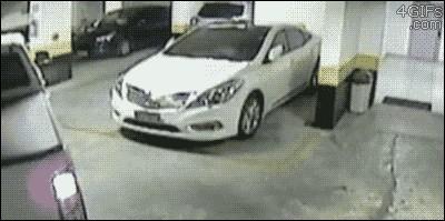 QParking1 2 Parking petty revenge can easily backfire (6 GIFs)