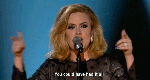 adele loses 98 pounds and people wont stop roasting her xx photos 17 32 Adele loses 98 pounds and the internet is... roasting her? (24 Photos)