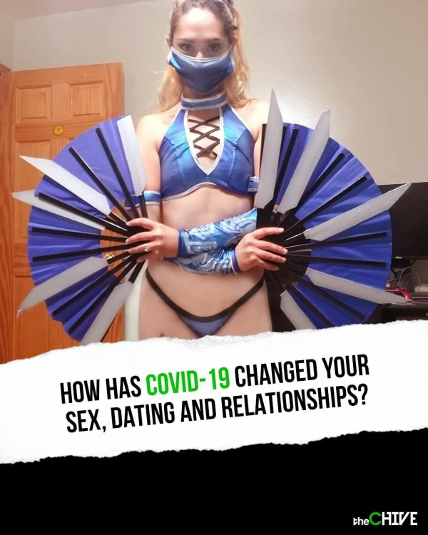 how has covid 19 changed your sex dating and relationships 20 gifs photos 25 How has Covid 19 changed your sex, dating and relationships? (20 GIFs/Photos)