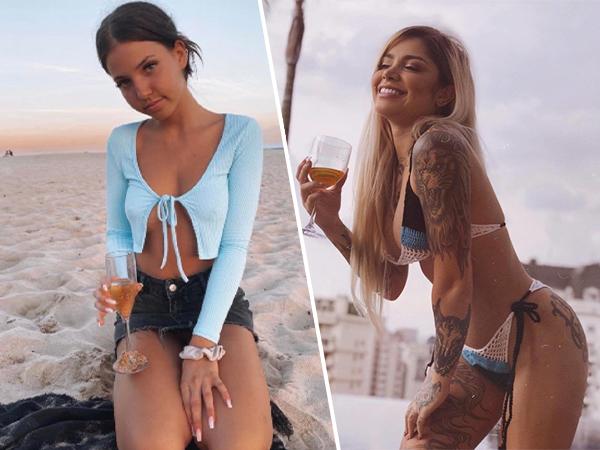 Hot girls plus alcohol equals a good weekend (52 Photos)