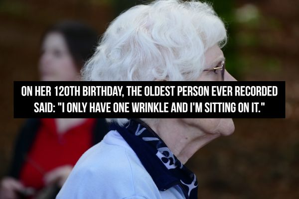 old woman grandma old face woman elderly woman 635310 Funny facts thatre hilariously knowledgeable (22 Photos)
