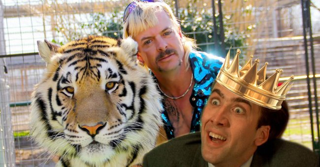 who wed like cast in nic cages new tiger king show x photos 2 Who wed cast in Nic Cages new Tiger King show (16 Photos)