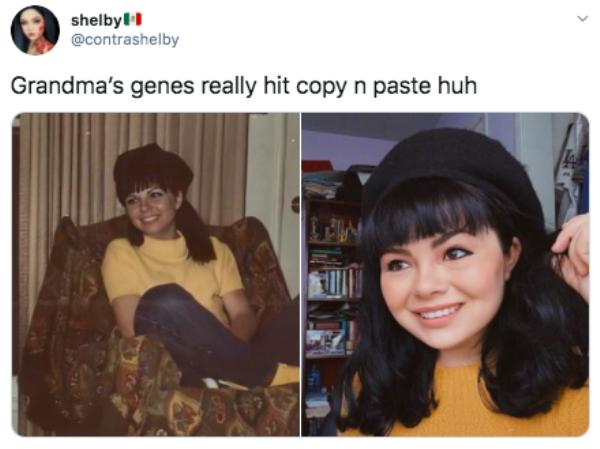 3319815 1 People whos genes just went Copy Paste (30 Photos)