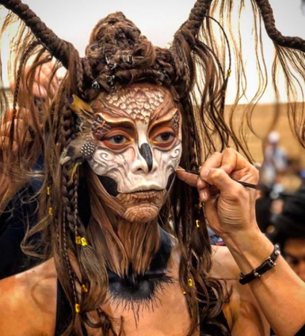 Hollywood special effects makeup artist4 Bad*ss special effects artist creates some of the most mind blowing movie looks (32 Photos)