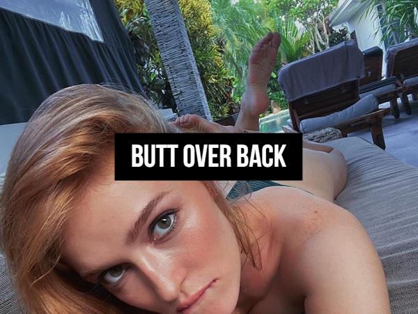Nothin' like a nice Butt over Back! (36 Photos)