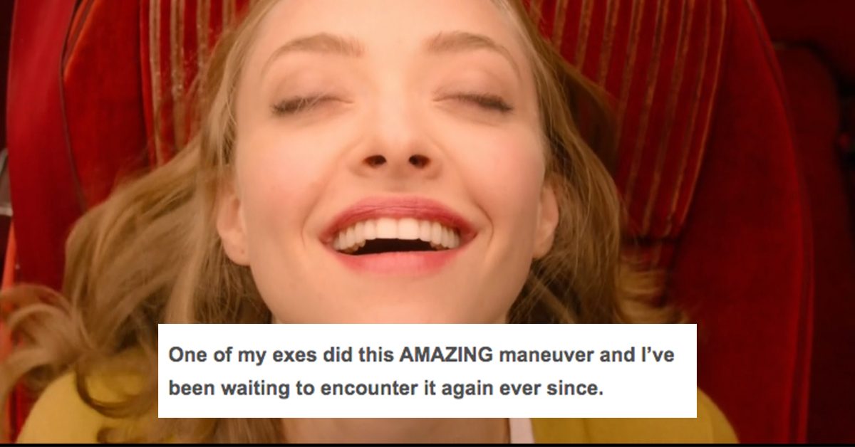 NSFW News - Women share the NSFW sex tips they wish every guy knew (16 GIFs) thumbnail