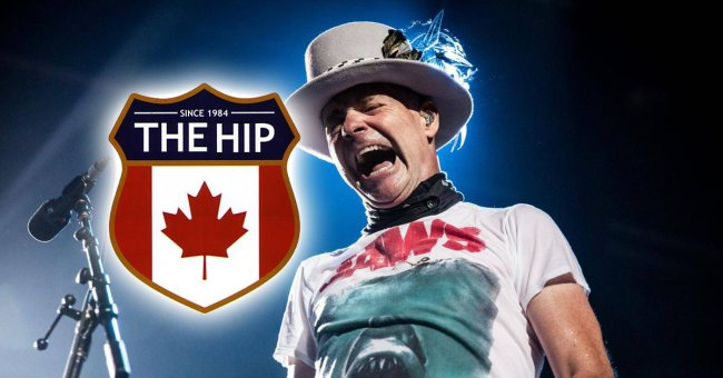 remembering a canadian icon gord downie x photos 23 Remembering Gord Downie on Canada Day (21 Photos)