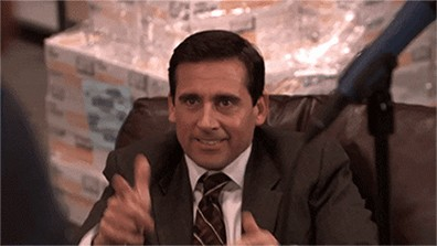 MS1 3 Yes, bosses like Michael Scott REALLY exist in the real world (16 GIFs)