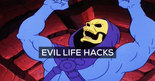 evil life hacks you totally shouldnt try x photos 16 Evil life hacks you totally shouldnt try (16 Photos)