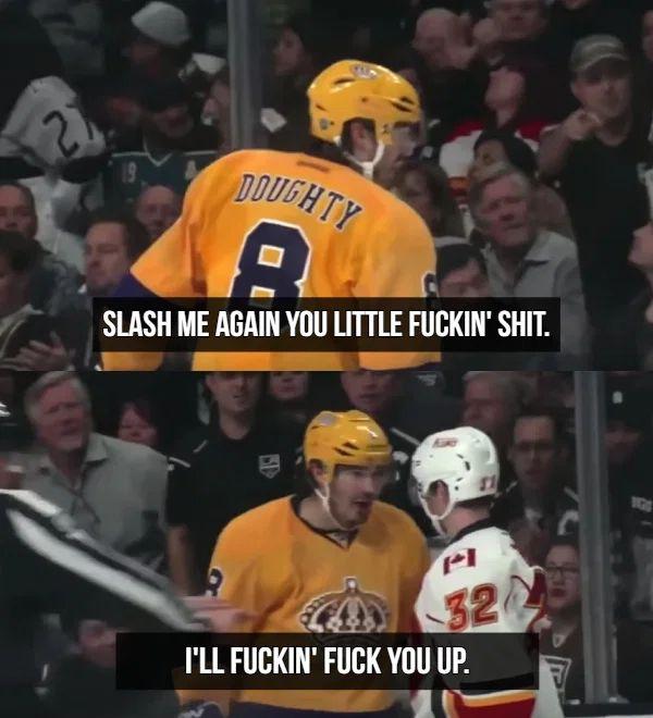 hockey players are true wordsmiths photos 2 No one talks sh*t like hockey players do (25 Photos)