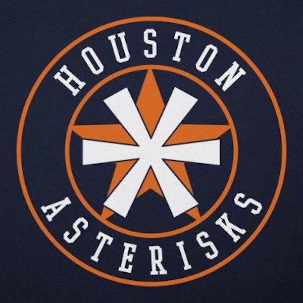 houstonasterisks t shirt navy truenavy swatch 400x400 1 Dodgers pitcher Joe Kelly suspended for dishing out justice, internet rallies behind him