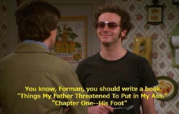 """humor that 70s show memes moments11 """"That 70's Show"""" was far out, man (30 Photos)"""