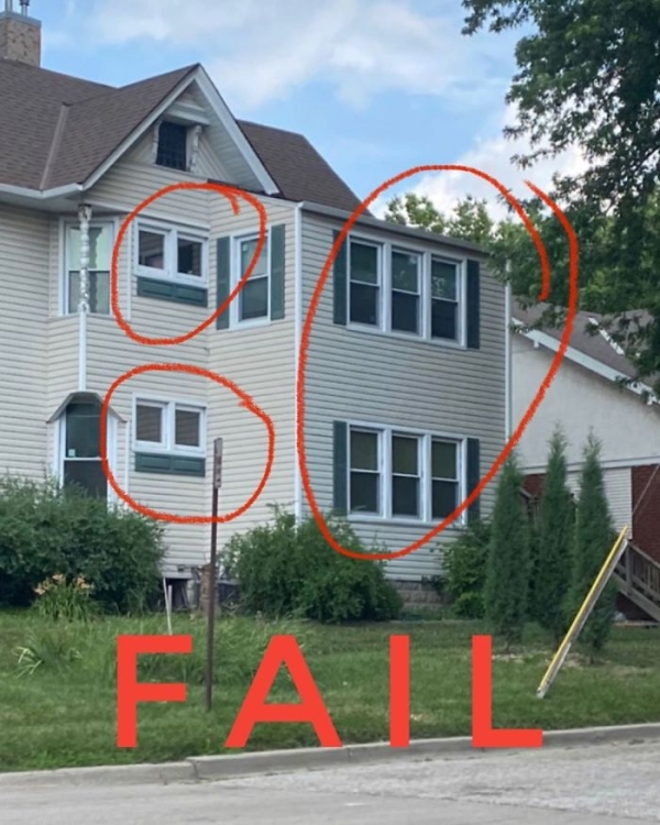 shutter fails shudder awful terrible funny0 Man collects shutter fails that are making us all shudder (37 Photos)