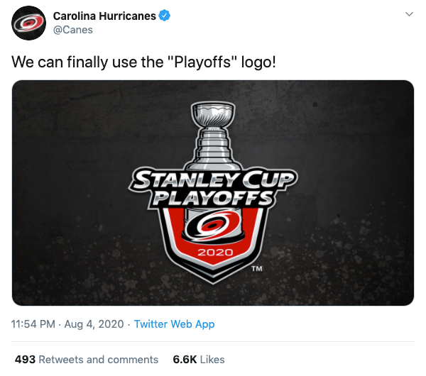 23 photos 1 Doesnt matter who gets the Cup, the Canes Twitter account already won (23 Photos)