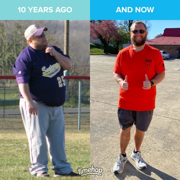 84171556930d1e5df80074520ae355e5 People who took control of their life and shed the pounds for a new start (33 Photos)