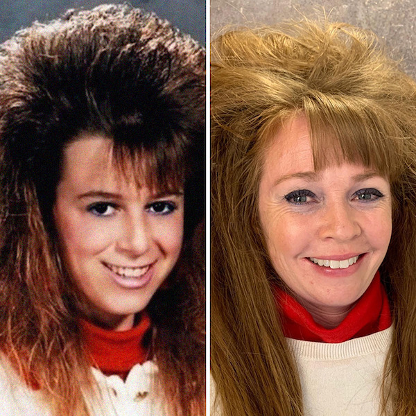 Bangspiration 5f44c916cedfb png  700 Wife recreates 80s photos and ropes her husband into it too (21 Photos)
