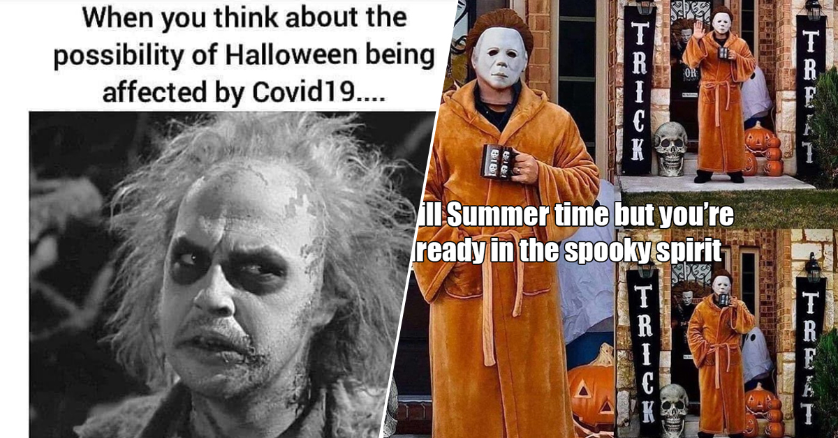 Best Halloween Memes 2020 Let's kickstart a strange Halloween season with these 2020 memes