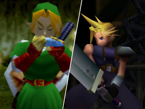 The old school video games we STILL love to play (19 GIFs) 1