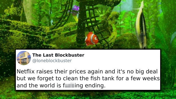 The Last Blockbuster Twitter Account Humor Funny Captions 26 The Last Blockbuster is still standing and bringing comedy gold (29 Photos)