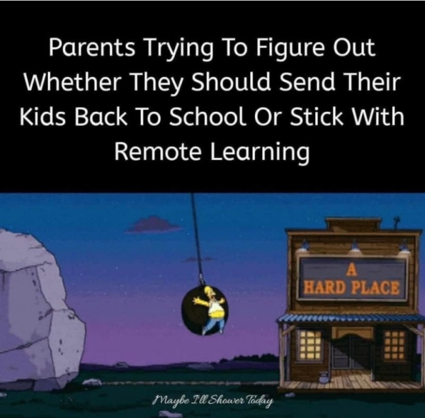 back to school memes 2020 pandemic funny27 Back to school in 2020 is a special hybrid of chaos & comedy (40 Photos)