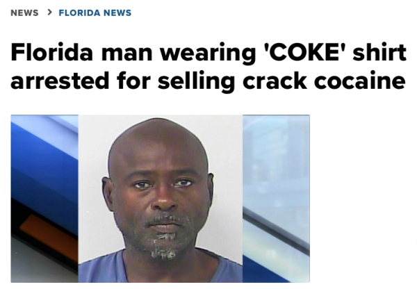 oh you know just perfectly normal things happening in florida 30 photos 1 Oh, you know, just perfectly normal things happening in Florida. (30 Photos)