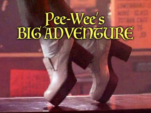 Pee-Wee's BIG Adventure 35th anniversary FACTS (15 GIFs)