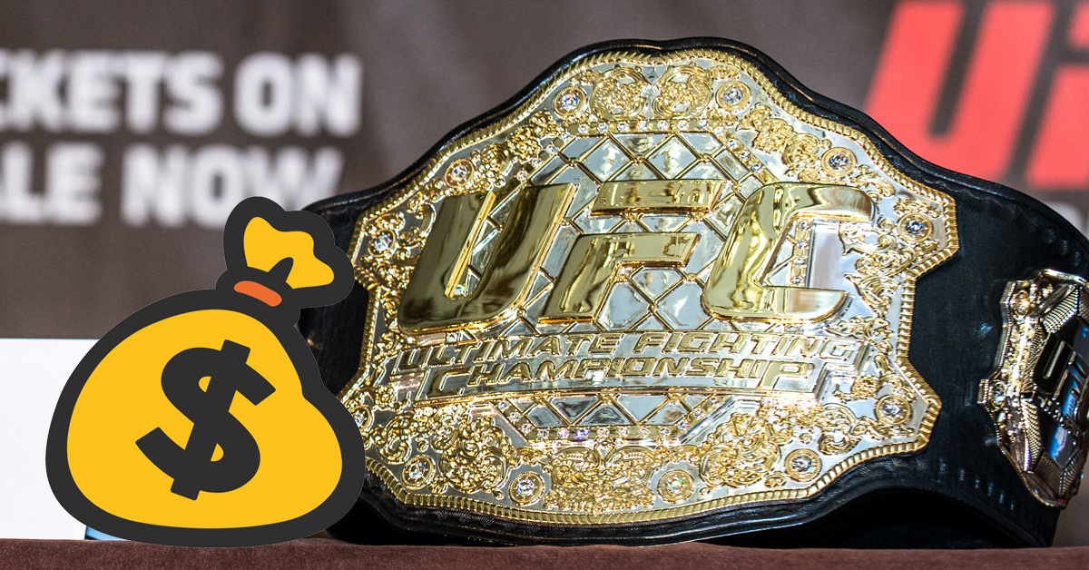 The highest paid fighters in UFC history may surprise you. (10 Photos)