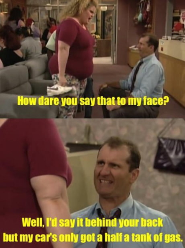 the most savage insults in tv history 30 photos 6 The most savage insults in TV history (30 Photos)