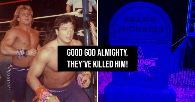 wwf wrestler confesses to murder on facebook x photos 8 A murder confession on Facebook by a legendary WWE wrestler (6 GIFS)