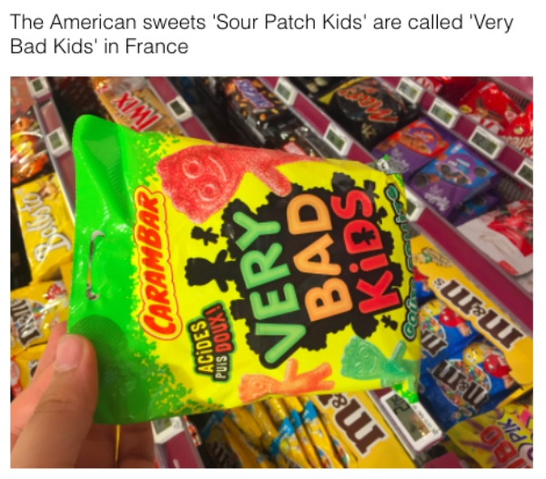 american food products that look totally different in other countries 26 photos 10 American food products that look totally different in other countries (26 Photos)