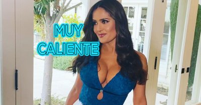 salma hayek is still muy caliente at 54 years old x gifs 21 Salma Hayek is still muy caliente at 54 years old! (19 GIFS)