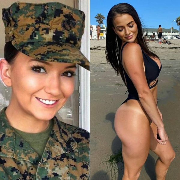 Sexy uniforms : Sexy Hot Military Girls Photos Beautiful First Responder Women BOOMs (57 Photos)