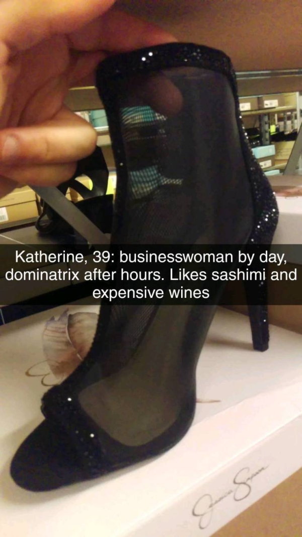 What Shoes Say About People Imgur1 You can tell a lot about a person by the shoes they wear… (30 Photos)