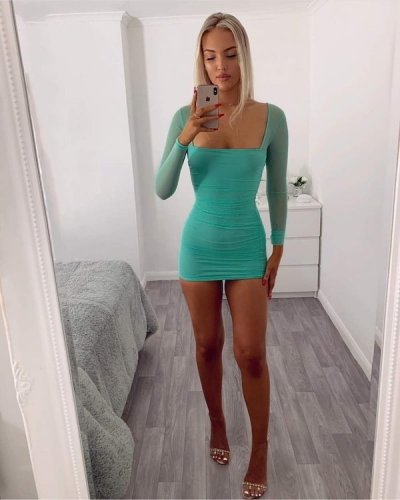 Latest Some dresses have all the fun. No? (58 Photos)