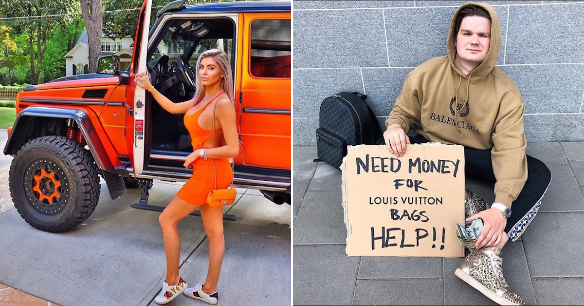 There's nothing worse than obnoxious D-bags with money (46 Photos)