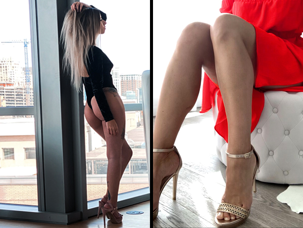 Chivettes in high heels will hit everyone right in the feels (100 Photos)