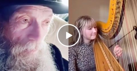 Guy's TikTok duet is the most pleasant surprise you'll see today (Video)