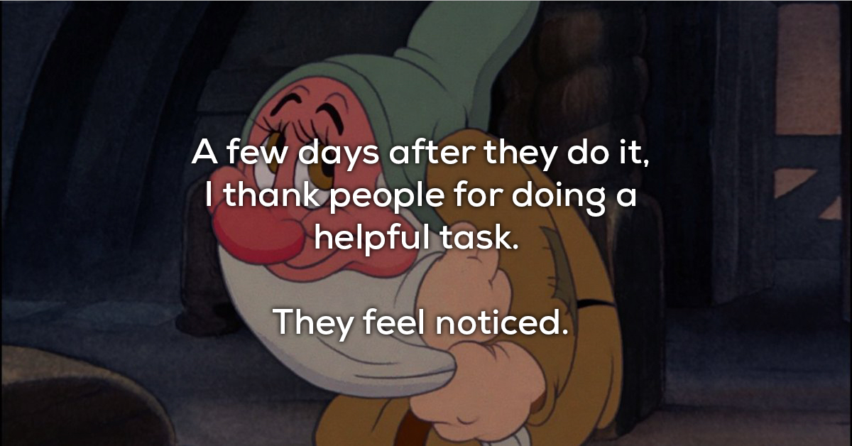 It takes merely a small step to spread positivity (21 GIFs)