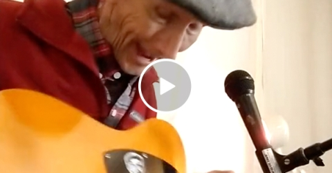 Older man and Butterscotch got some SOUL (Video)