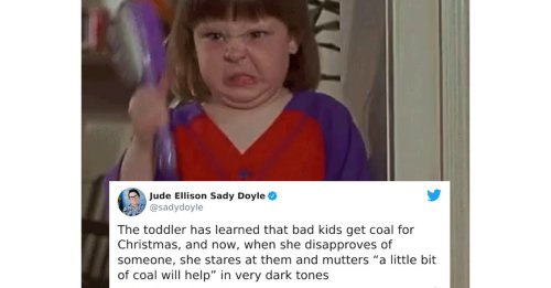The best parenting tweets of the holiday season (25 photos)