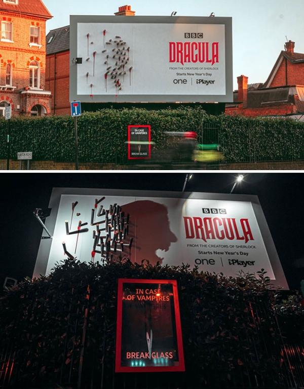 Innovative billboard designs guaranteed to pique that curiosity. Умный дизайн рекламных щитов (35 Photos)