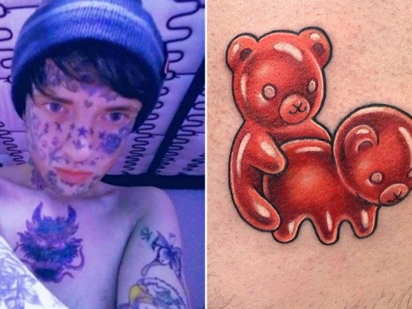 Tattoos are kind of permanent, you... you knew that, right? (34 Photos)