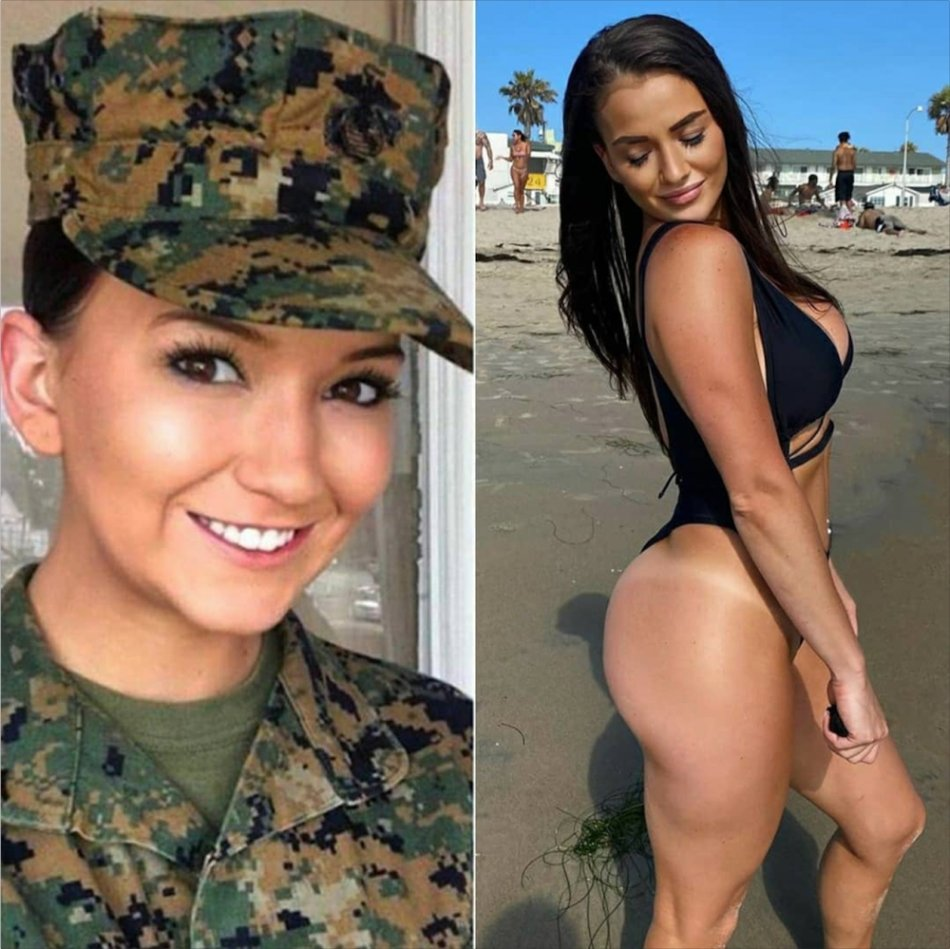 Sexxy ON/OFF uniforms…and HIGH-RES things that get to BOOM (96 HQ Photos)