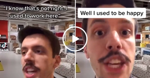 Retail Worker has some words for all those sh*tty customers... (Video)