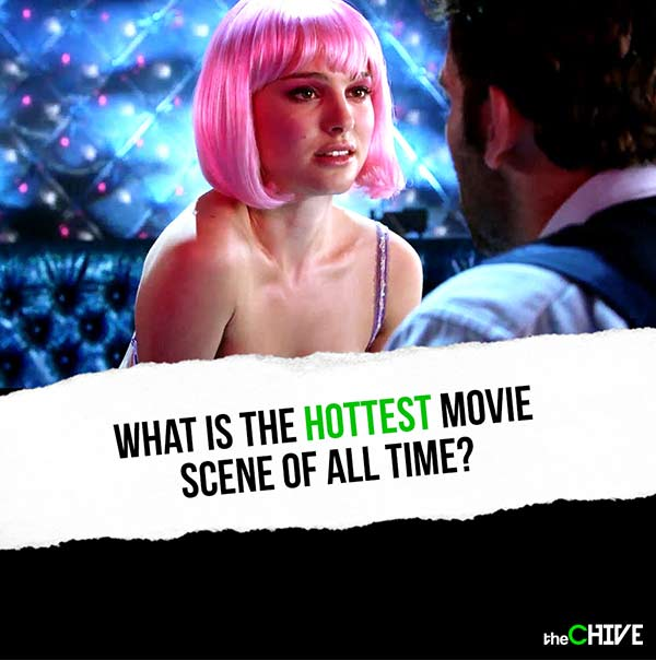 The greatest hot  movie scenes of all time (20 Photos)