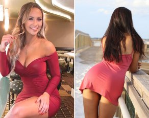 Girls In Tight Dresses