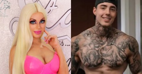 Douchebag says his tattoos alone cause orgasms, and we have several questions